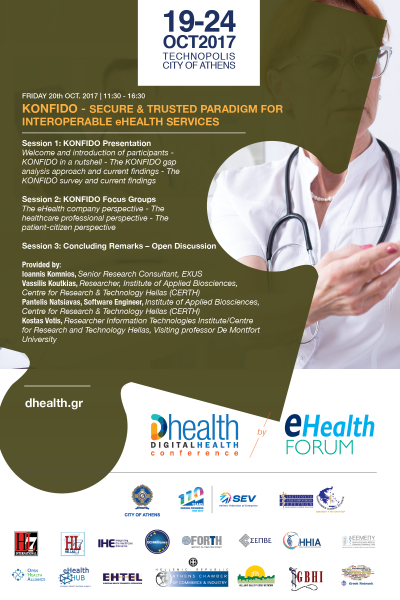 konfido at eHealth