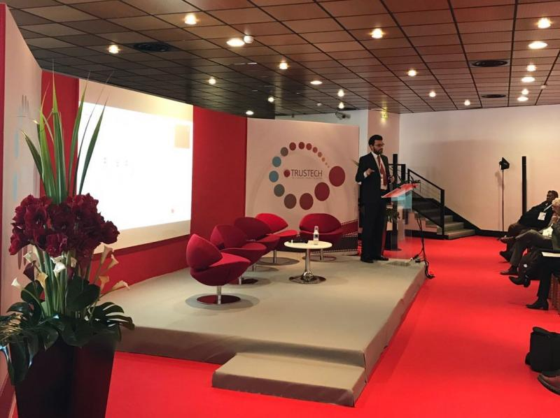 konfido at trustech 1